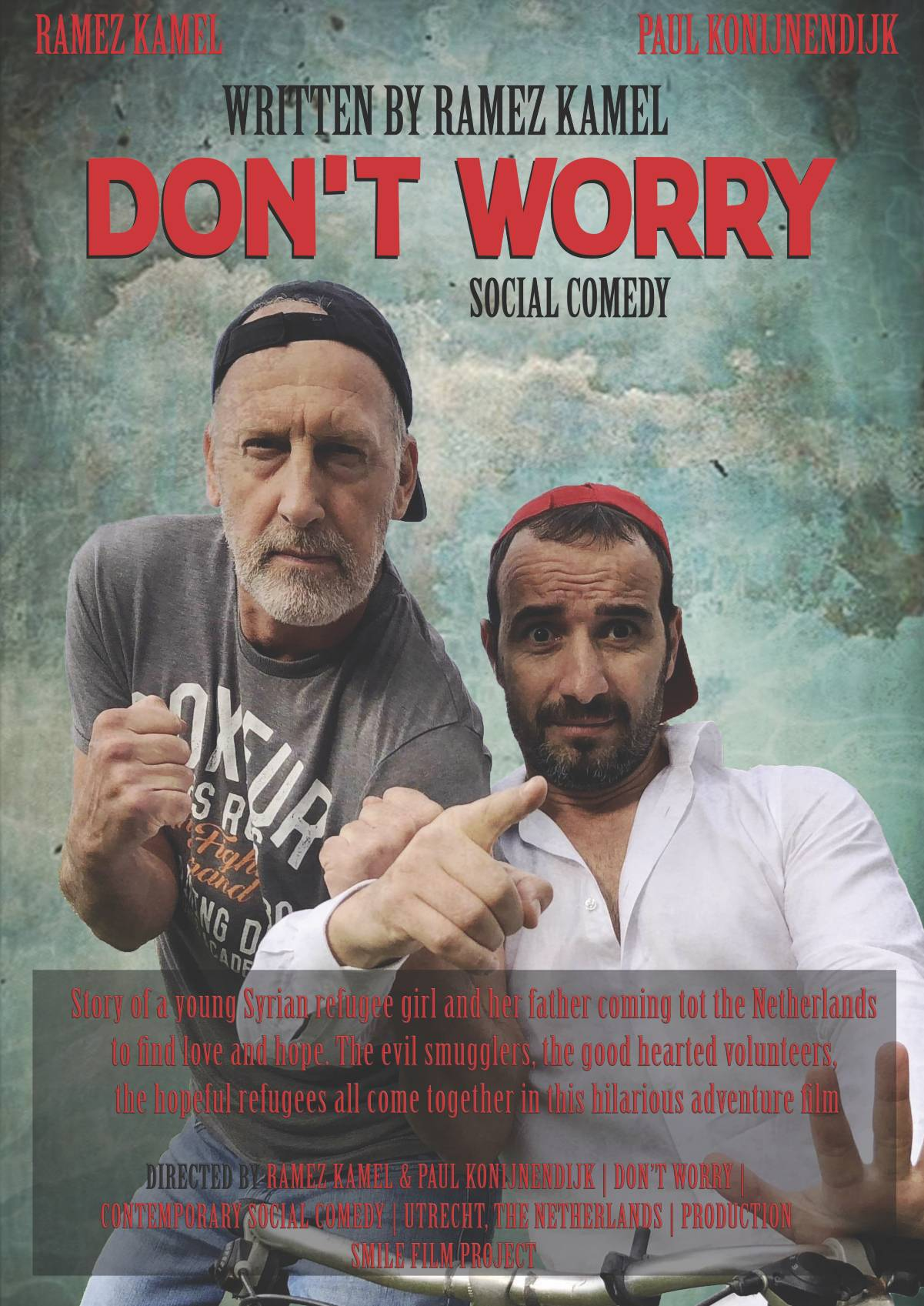 Filmposter Don't Worry def copy